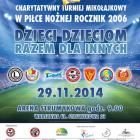 Charytatywny turniej mikołajkowy 2014