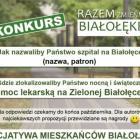 Do kolegów z Inicjatywy Mieszkańców Białołęki