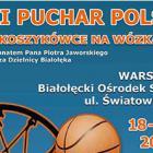 Turniej o Puchar Polski w Koszykówce na Wózkach