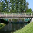 Zamkną most nad rzeką Długą