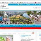 Nowa strona internetowa Białołęki