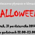 Halloween na pływalni przy Światowida