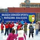 Otwarcie lodowiska w sezonie 2014/2015